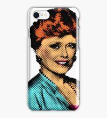 Golden Girls Blanche 2 iPhone Case/Skin