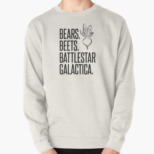 Osos Remolachas Battlestar Galactica Sudadera sin capucha