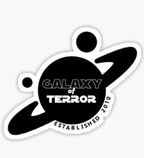 Deadly Premonition - Galaxy of Terror Sticker