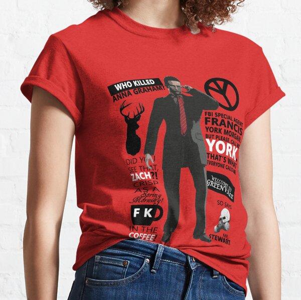 Deadly Premonition Classic T-Shirt