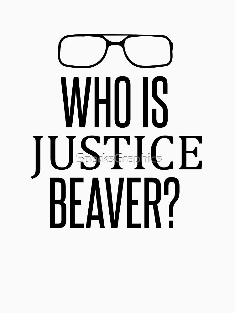 Justice Beaver - The Office by SparksGraphics