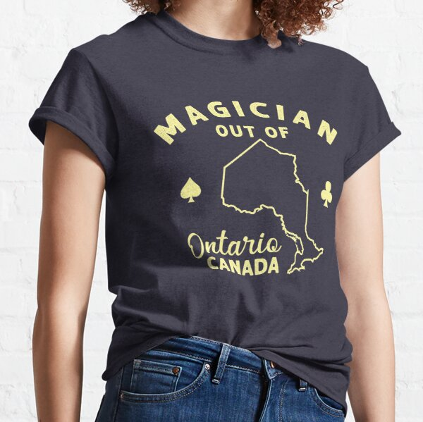 Magician Out Of Ontario Classic T-Shirt