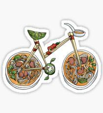 Pho Wheels Sticker