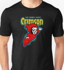 Crimson the Fiendly Ghost Unisex T-Shirt