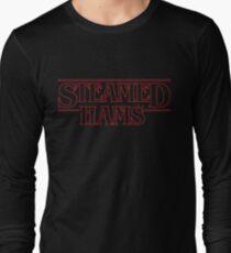 Steamed Hams  Long Sleeve T-Shirt