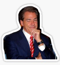 Nick Saban  Sticker