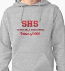 Sunnydale High School Pullover Hoodie