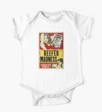 Reefer Madness - Marijuana campaign Kids Clothes
