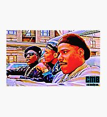 CMB FOR LIFE Photographic Print