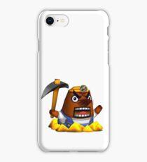 Animal Crossing - Resetti iPhone Case/Skin