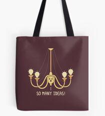 Full Of Ideas Tote Bag