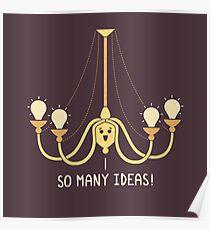 Full Of Ideas Poster