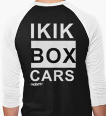 IKIKBOXCARS (inverted) T-Shirt