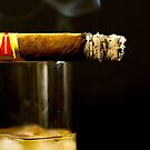 HAPPY FATHER'S DAY : Scotch & Cigar by Splendiferous Images