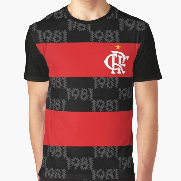 Flamengo Brésil 2021 T-shirt graphique