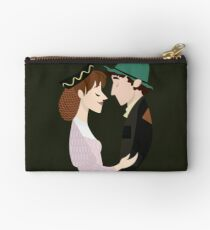 You're Blossoming In The Woods Studio Pouch