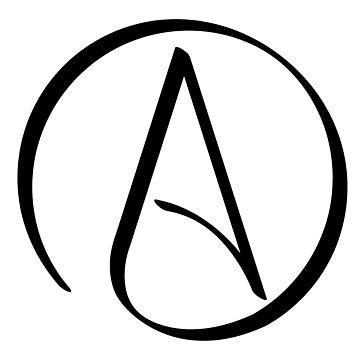Atheist Symbol by skeltal