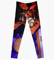 Jazz Collage Leggings