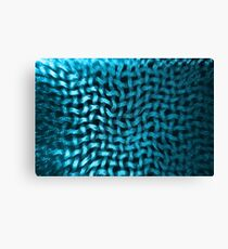 Textured Net Canvas Print