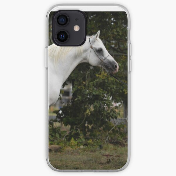 The White Horse Two iPhone Soft Case