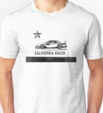 California Racer - Black Porsche T-Shirt