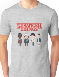 Stranger Things 8-Bit Unisex T-Shirt