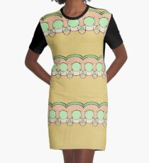 Nana's Curtains   Graphic T-Shirt Dress