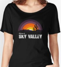 Welcome To Sky Valley Women's Relaxed Fit T-Shirt