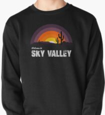 Welcome To Sky Valley Pullover