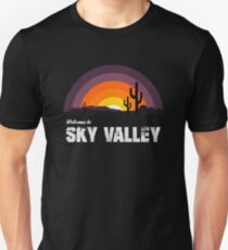 Welcome To Sky Valley T-Shirt
