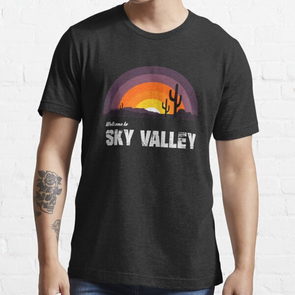 Welcome To Sky Valley Essential T-Shirt