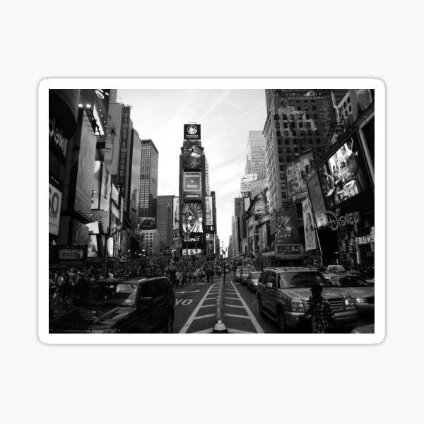 I Lived New York City Sticker