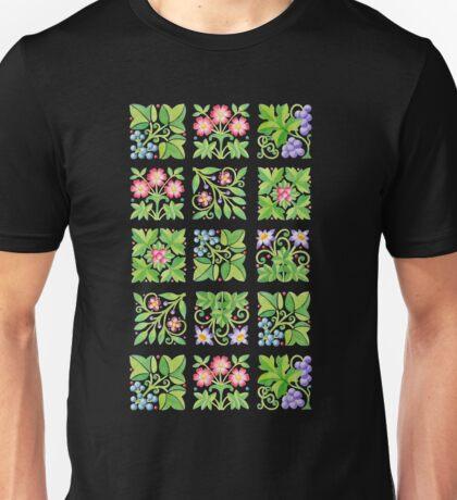 Tudor Flower Parterre T-Shirt