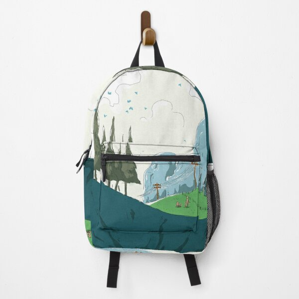 Sky Land |mobile cases| Backpack