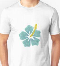 Hawaiian Flower Unisex T-Shirt