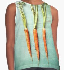 Three Carrots Contrast Tank
