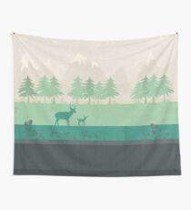 Wilderness Wall Tapestry