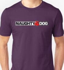 Naughty Dog Unisex T-Shirt
