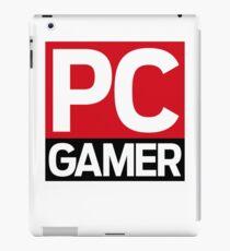 PC Gamer iPad Case/Skin