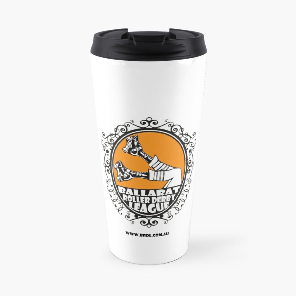 Ballarat Roller Derby League - Mugs Travel Mug