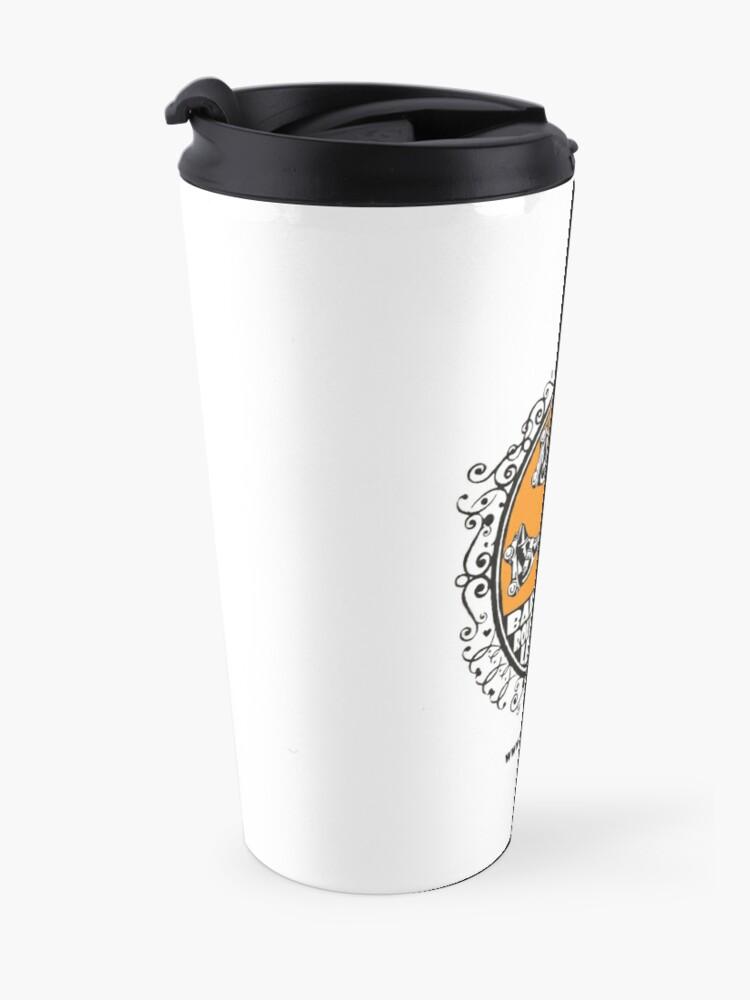 Alternate view of Ballarat Roller Derby League - Mugs Travel Mug