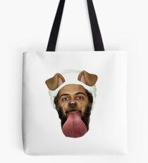 Osama Bin Puppy  Tote Bag