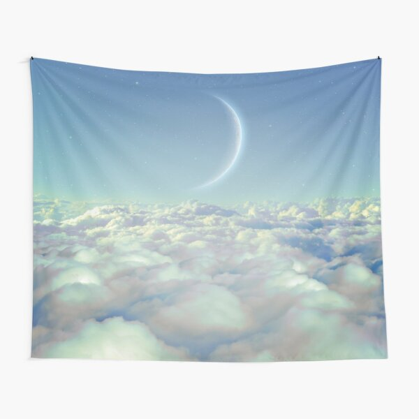 Dream Above The Clouds Tapestry