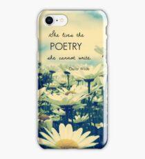 Poetic Life iPhone Case/Skin