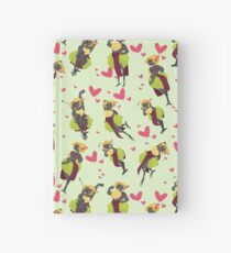 Chised Overload Hardcover Journal
