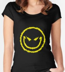 keep smiling Women's Fitted Scoop T-Shirt