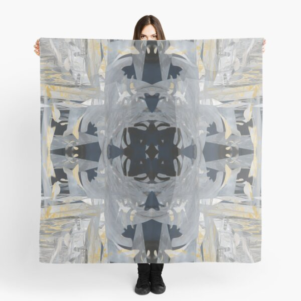 Broad Strokes in Sintra Scarf