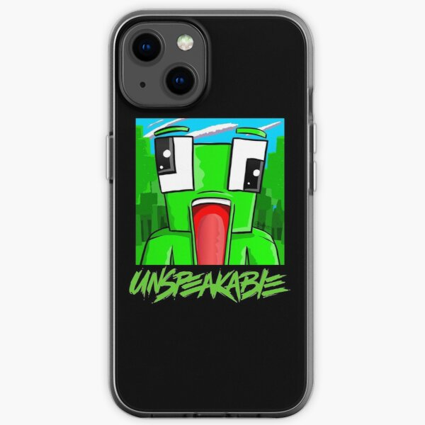 Unspeakable Frog iPhone Soft Case