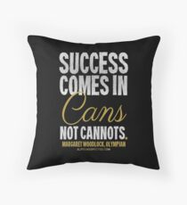 Canned Success T-shirts & Homewares Throw Pillow