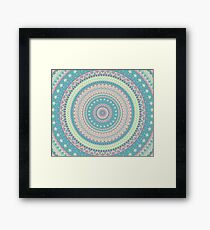Mandala 03 Framed Print